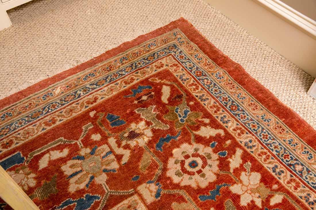 Persian Sultanabad Carpet - 2