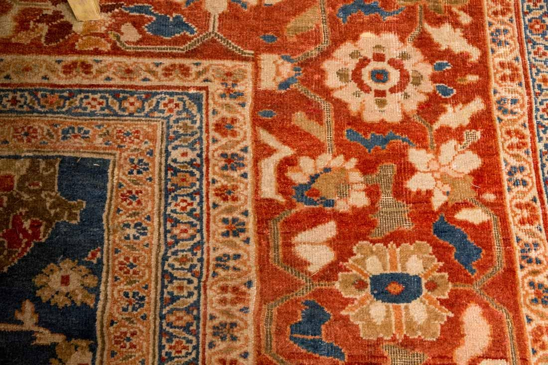 Persian Sultanabad Carpet - 3