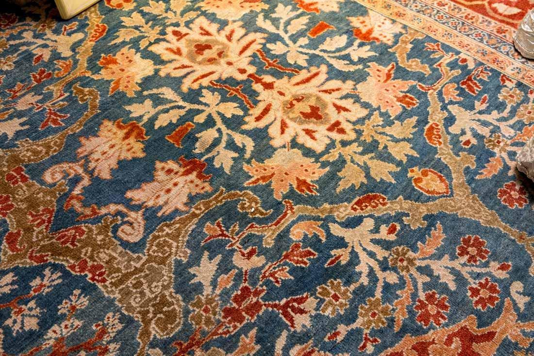 Persian Sultanabad Carpet - 4