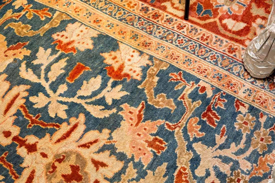 Persian Sultanabad Carpet - 5