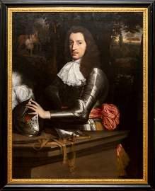 """""""Portrait of the Duke of Norfolk"""" by John Wright"""