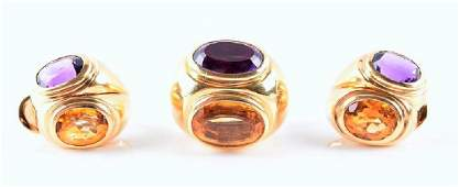 Paloma Picasso for Tiffany & Co. An 18ct yellow gold
