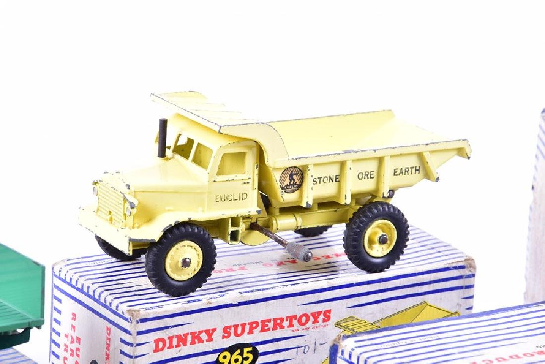 Six boxed vintage Dinky Toys diecast vehicles - 5