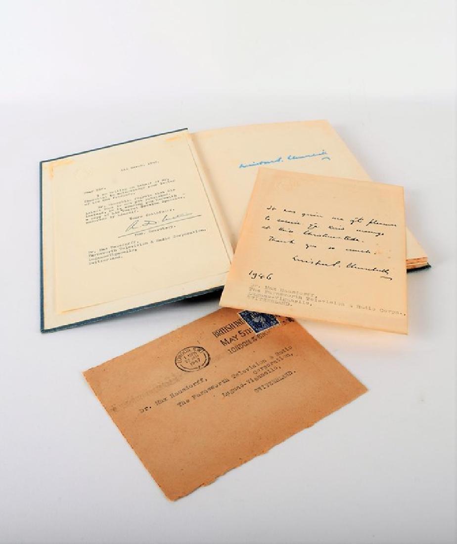 "Cassell ""Secret Session Speeches"" by Winston Churchill, - 2"