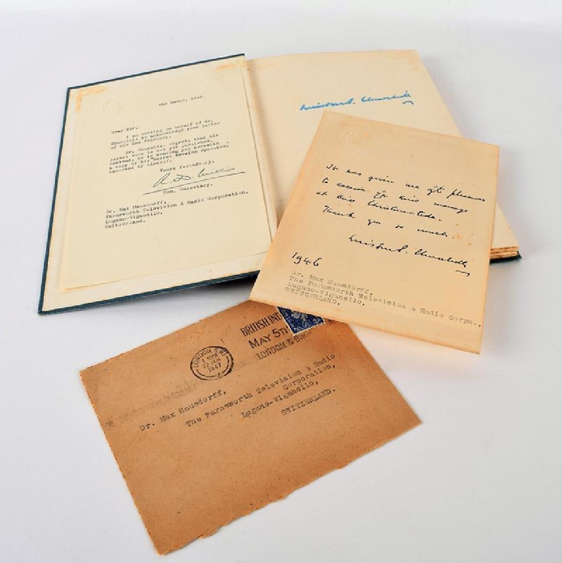 "Cassell ""Secret Session Speeches"" by Winston Churchill, - 3"