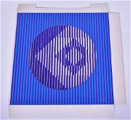 Jean-Pierre Vasarely [Yvaral] (1934-2002) French a