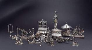 A large collection of late 19th century and early 20th