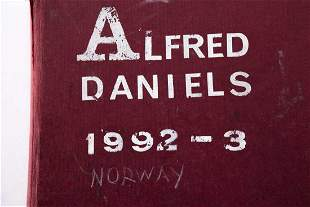 †Alfred Daniels RBA RWS (1924-2015) British a group
