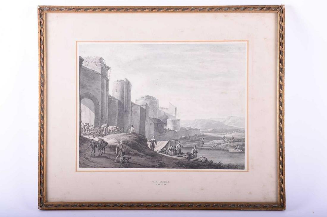 Manner of Claude Joseph Vernet (1714 - 1789), The