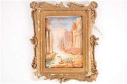 An early 19th century continental school. A Capriccio,