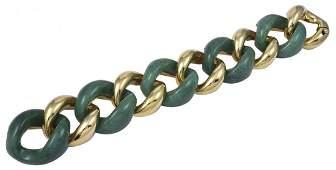 Seaman Schepps Classic Link Bracelet
