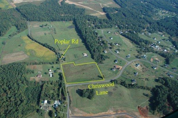 6: Bethel Church Road- 57-1c 4.71 acres