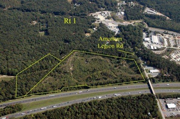 11: Doc Stone Woods- 1 acre lot
