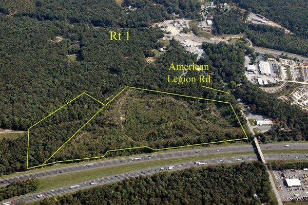 12: Doc Stone Woods- 1 acre lot
