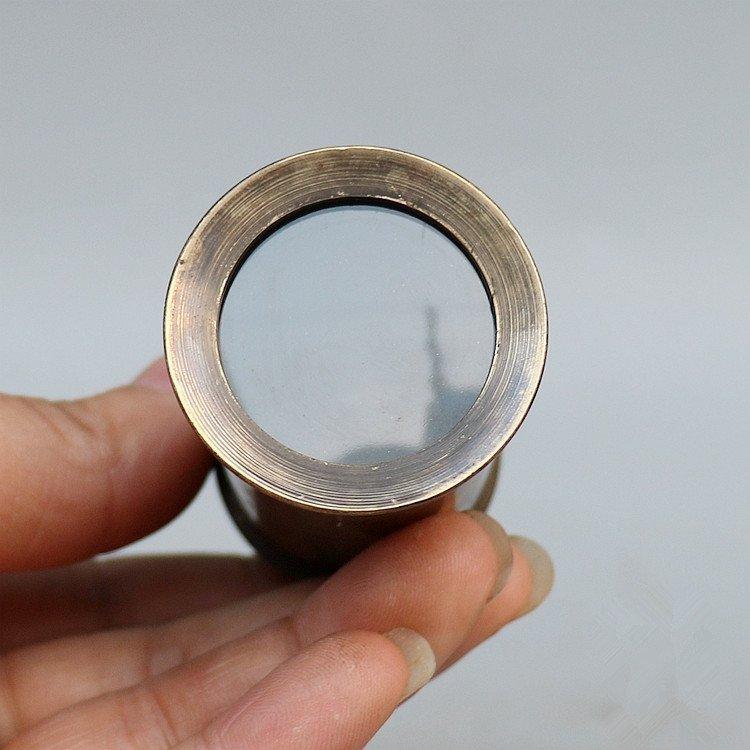 Copper telescope - small Material: Copper Size: diamete - 2