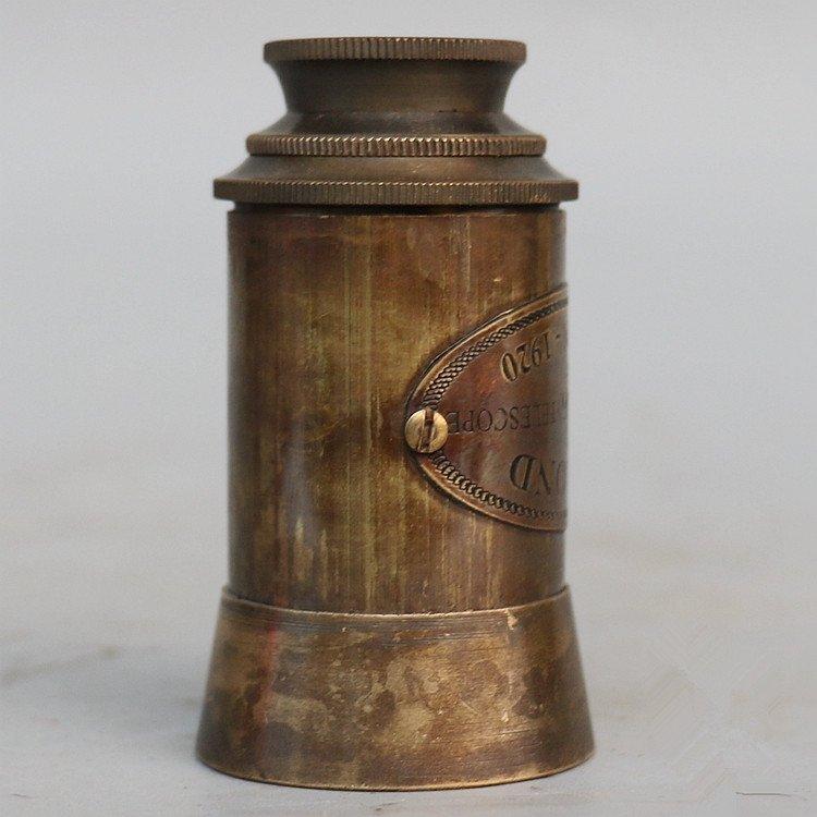 Copper telescope - small Material: Copper Size: diamete - 4
