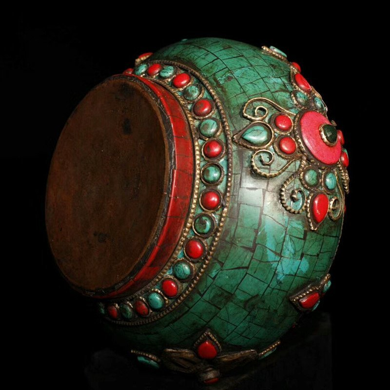 Tibetan temples adopt pure copper - 3
