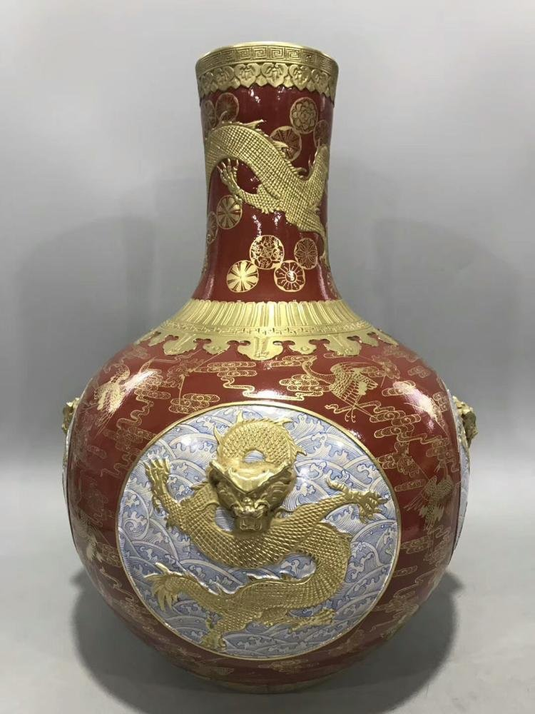 Principal relief dragon celestial sphere