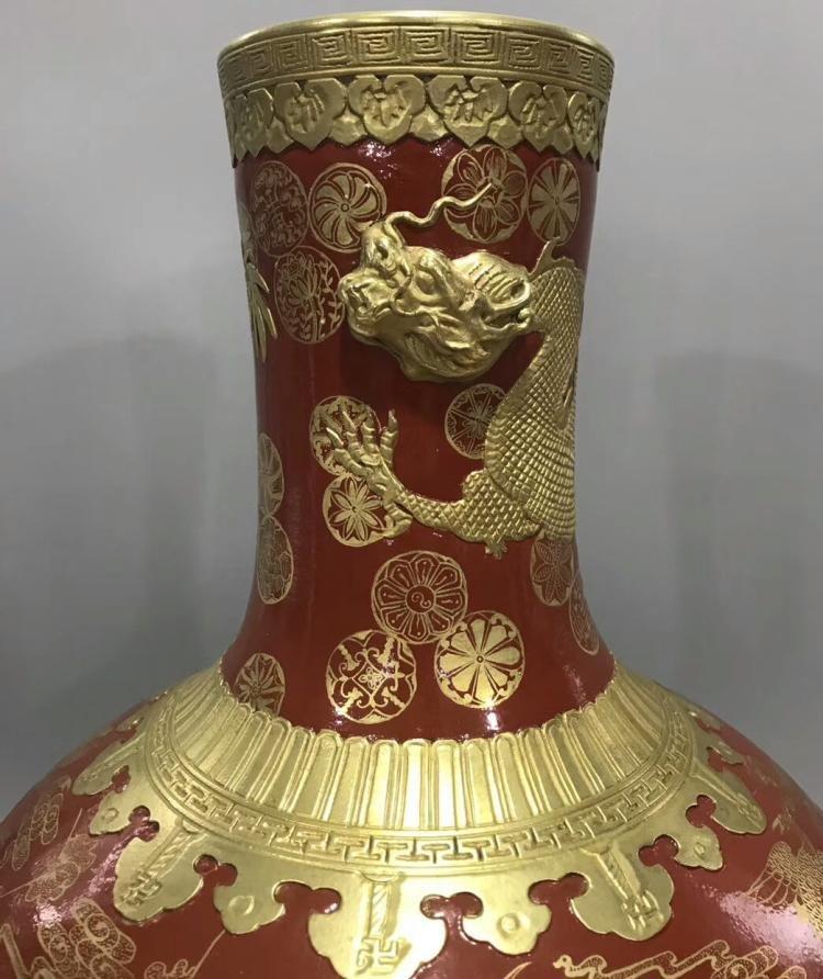 Principal relief dragon celestial sphere - 4