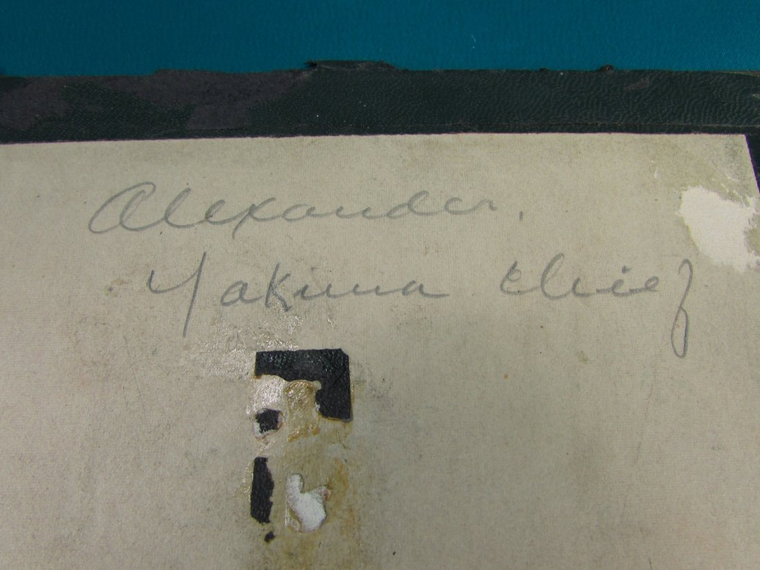 Early Photograph Native American Indian Yakima Chief - 4