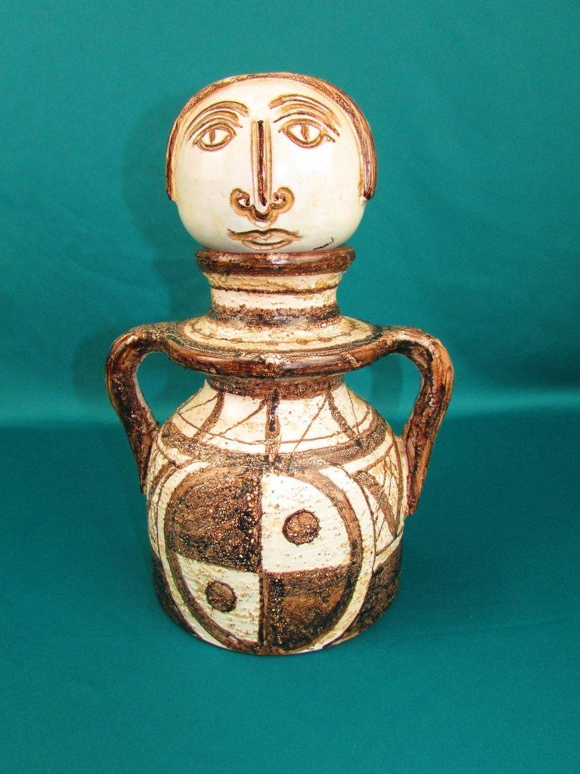 Rosenthal Aldo Londi Modern Art Vase Netter Italy