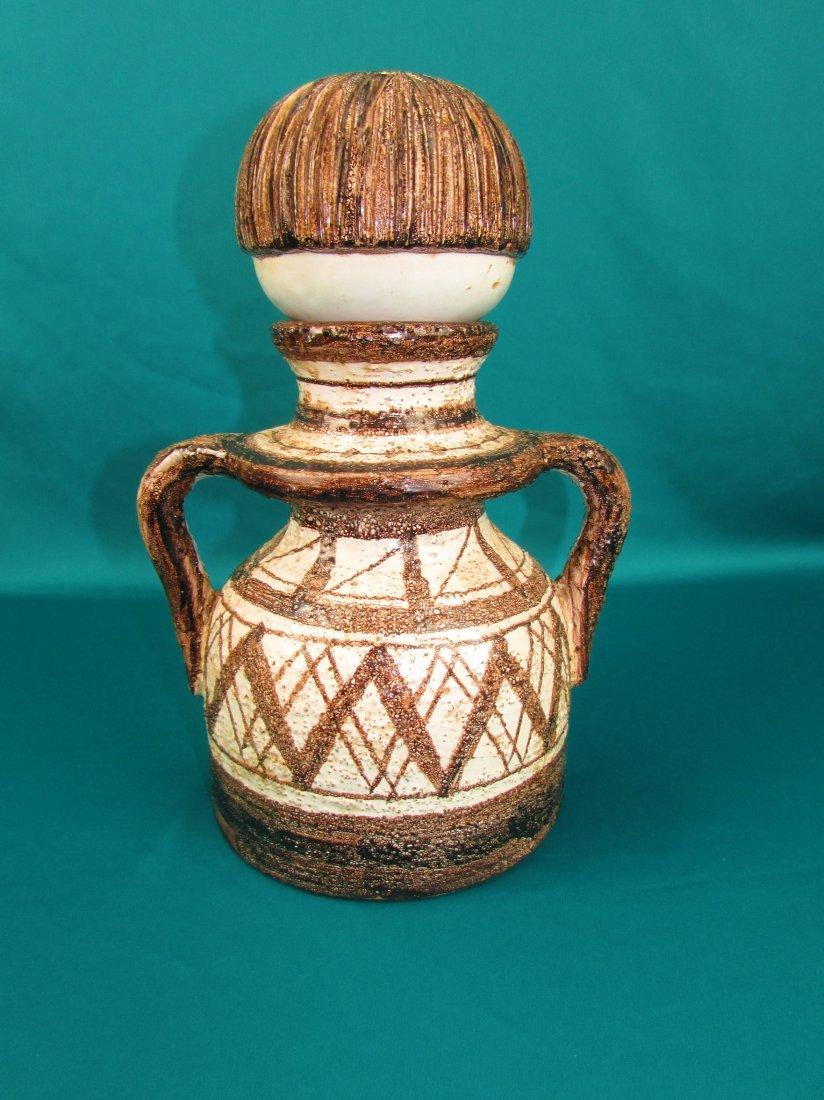 Rosenthal Aldo Londi Modern Art Vase Netter Italy - 2