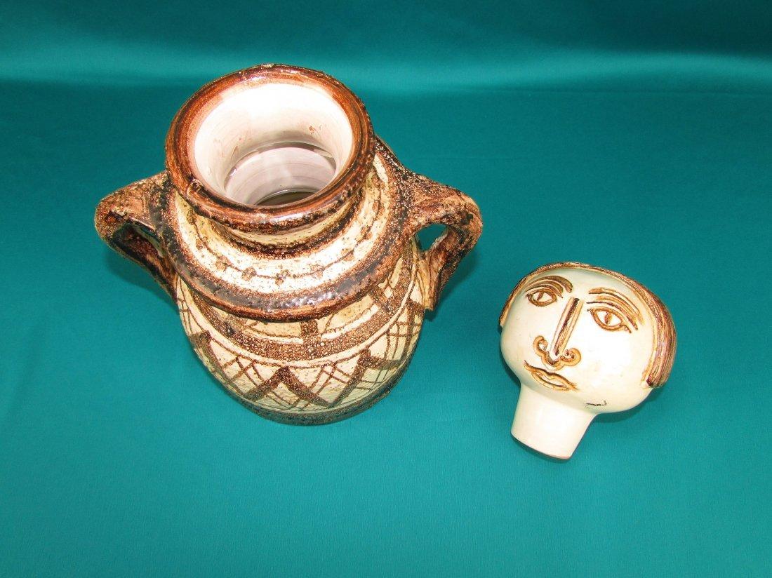 Rosenthal Aldo Londi Modern Art Vase Netter Italy - 3