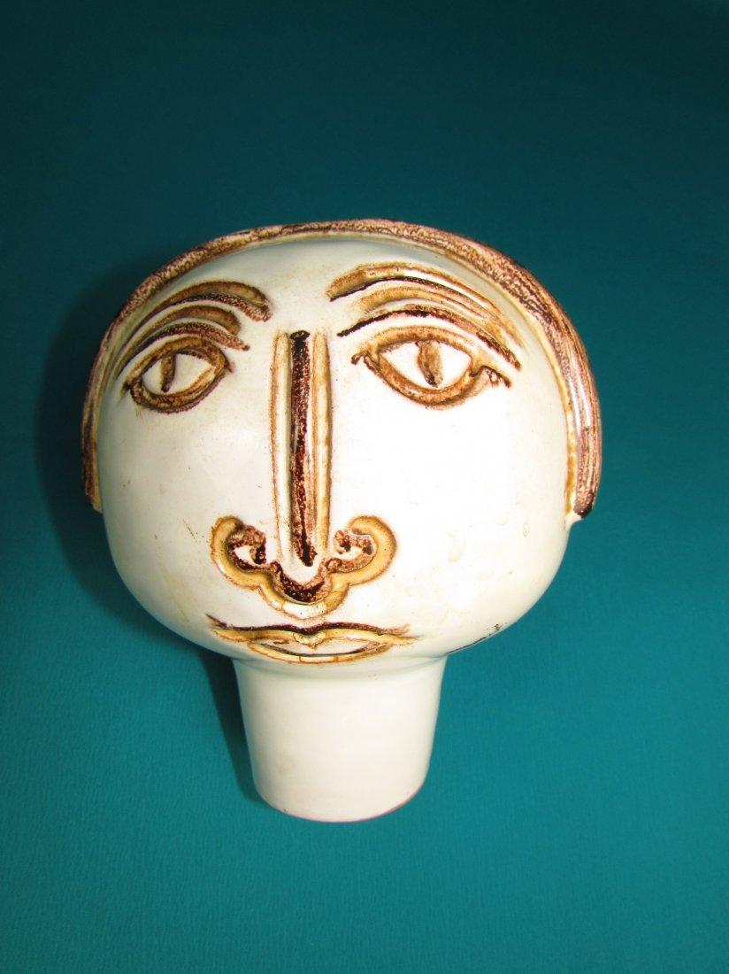 Rosenthal Aldo Londi Modern Art Vase Netter Italy - 7