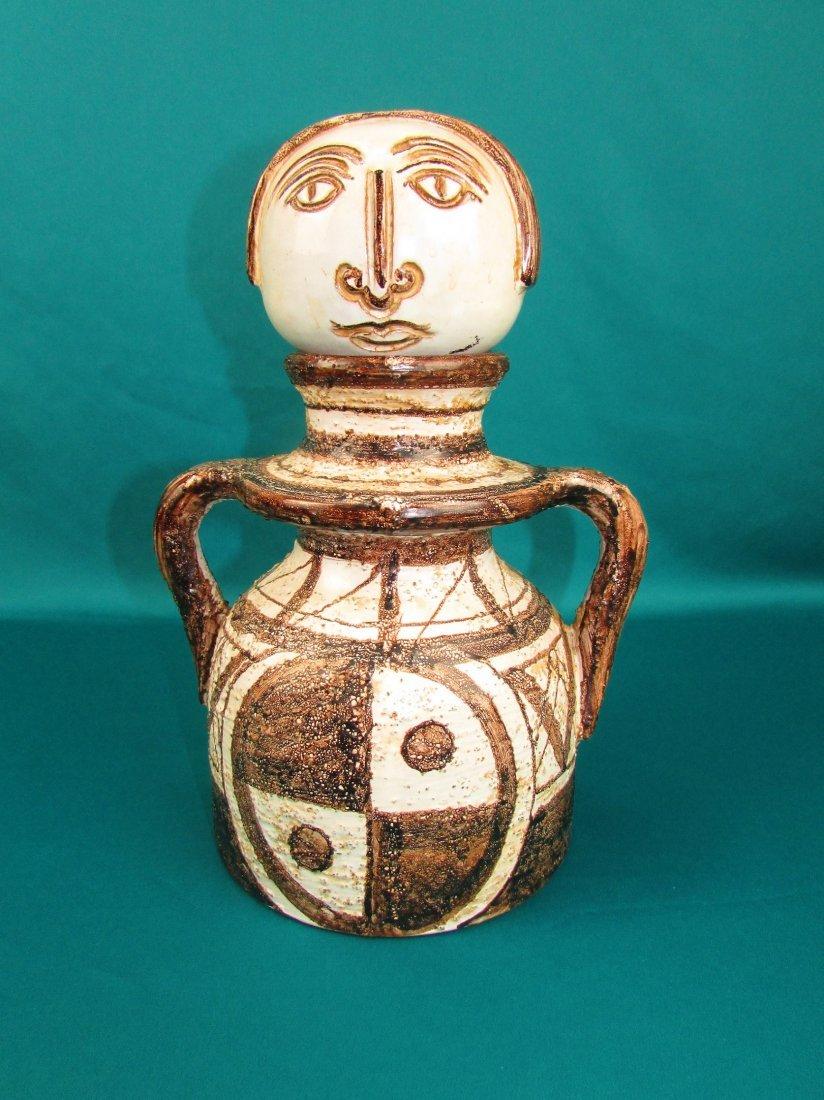 Rosenthal Aldo Londi Modern Art Vase Netter Italy - 8