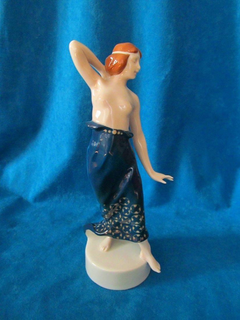 Rosenthal Porcelain Art Nouveau Figurine E. Boehs Dance