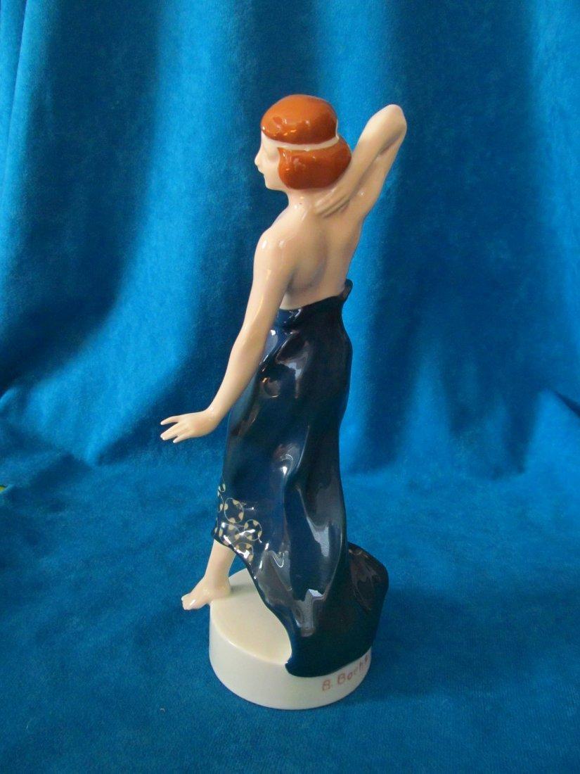 Rosenthal Porcelain Art Nouveau Figurine E. Boehs Dance - 4