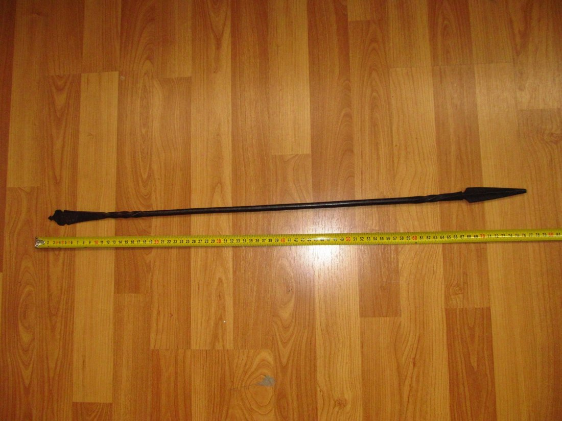 18th / 19th Century Persian Staff Weapon