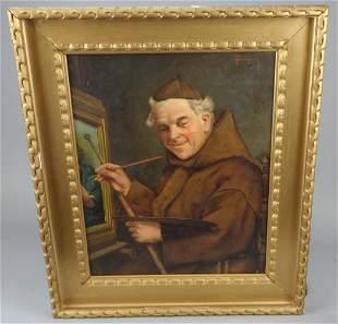 The Artist At Work OC Antonio Franchini