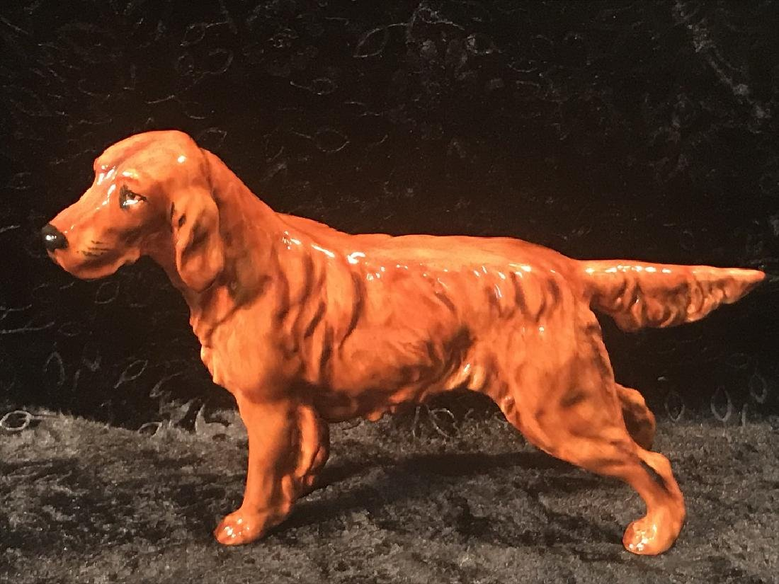 Royal Doulton Irish Setter Figurine