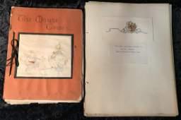 2 Lillian B Sturges Book Prototypes