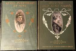 2 Books by James Whitcomb Riley