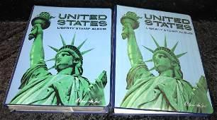 US Postage Stamp Album