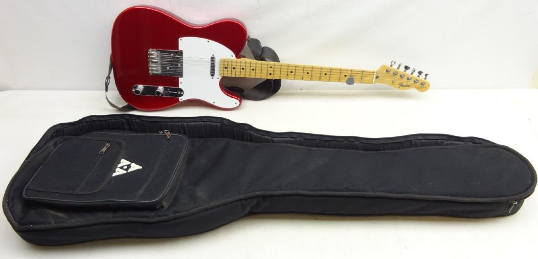 Fender Telecaster electric Guitar made in Japan,  Candy - 4