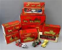 Seven Matchbox Models of Yesteryear Special Edition
