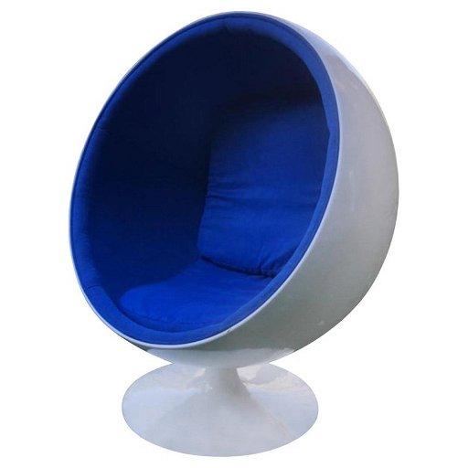 Mid Century Modern Egg Chair Feb 17