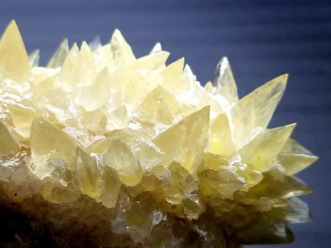 428.7 grams Natural Dog teeth Calcite Mineral - 8