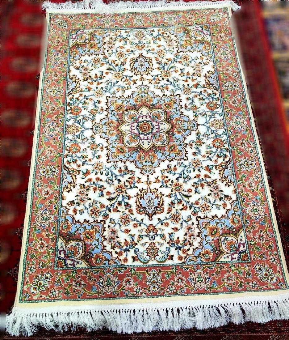 Antique Qashqai Bag Cushion Rug