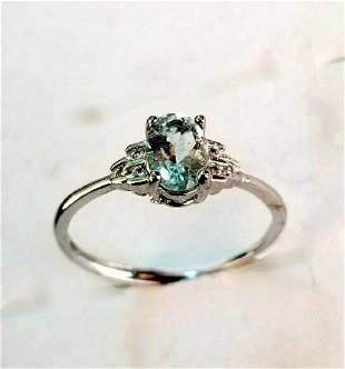 91a004731 Natural Moon Stone - Gale Ladies Ring - May 24, 2019 | Rocks Auction ...
