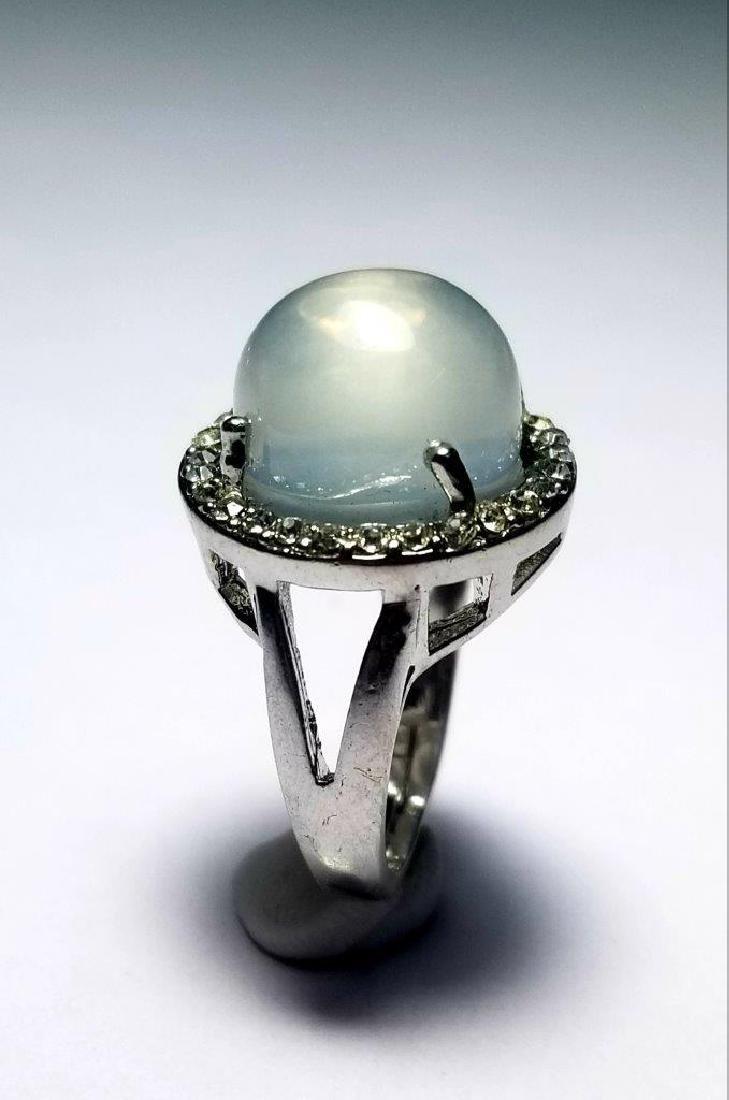 dff841ec7 Buy Natural Moon Stone - Gale Ladies Ring | Rocks Auction in Australia