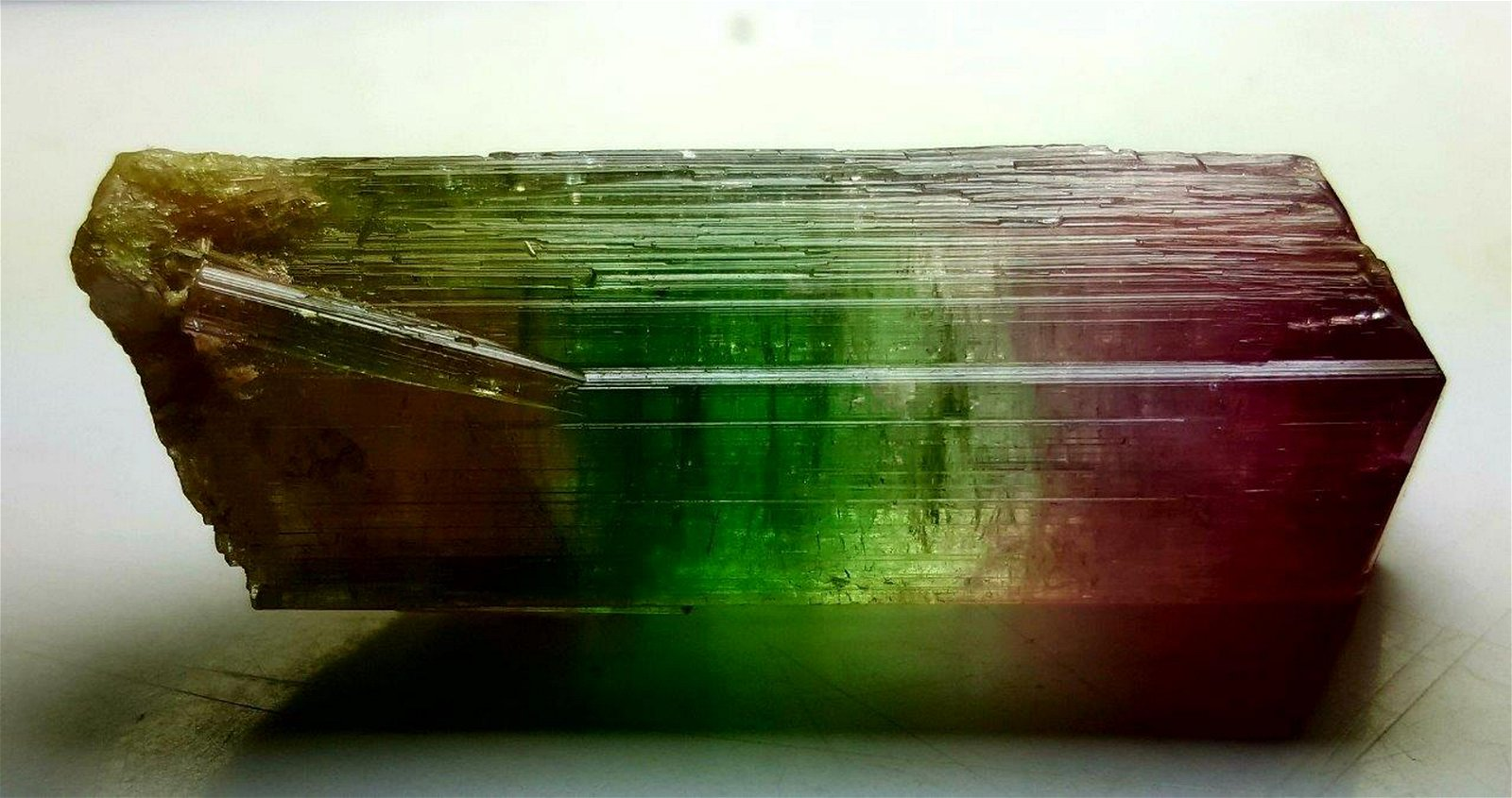 94.5 Carats Double Terminated Tourmaline Crystal