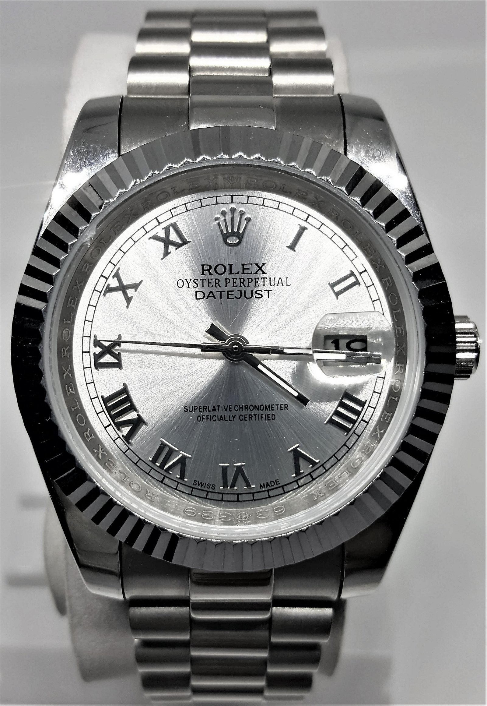 Rolex Oyster Perpetual DATEJUST Automatic Watch