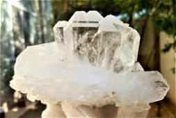 222.5 Grams Undamaged Fedan Quartz Crystal