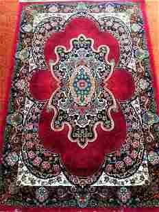 Classic Hamedan Persian Rug 3x5