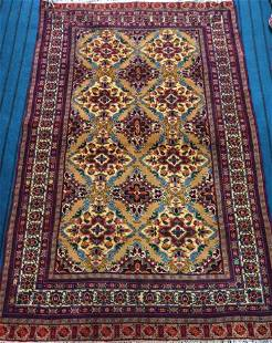 Kargahi Handmade Afghan Rug