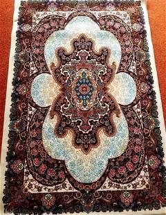Classic Persian Kashghar Rug 3x5